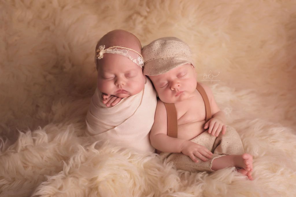 Aurora, CO Twin Newborn Photographer